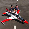 Turbine Jet Aircraft