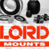 Lord Engine Mounts