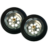 Aluminum Spoke Wheels